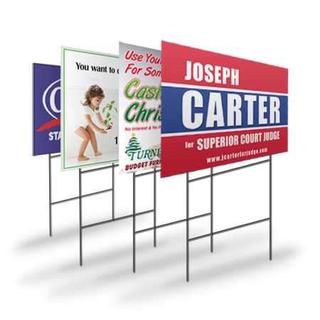AWP Corrugated Plastic Signs Info