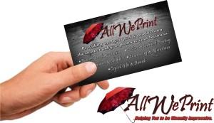 AWP Postcards HAND
